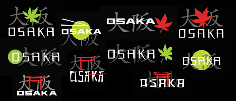 osaka ristornate logo